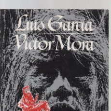 Comics: LAS CRÓNICAS DEL SIN NOMBRE GUIÓN VICTOR MORA DIBUJOS LUÍS GARCÍA. Lote 223138121