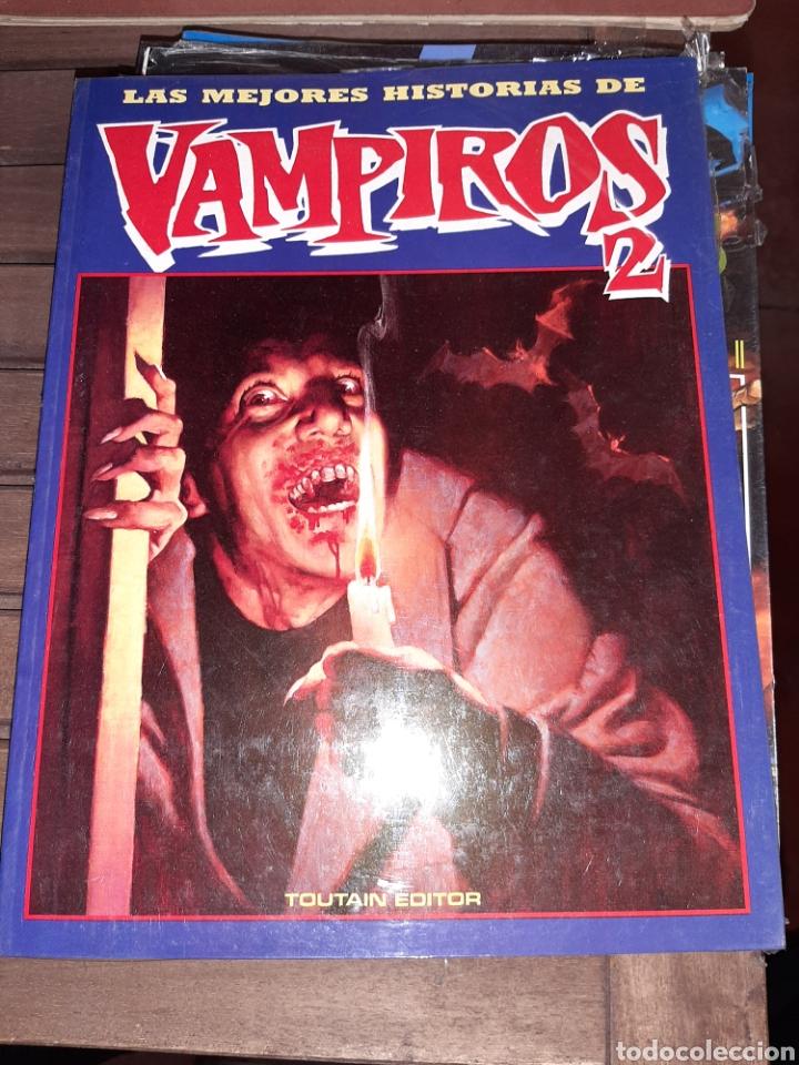 LAS MEJORES HISTORIAS DE VAMPIROS 2, TOUUTAIN, NUEVO , SIN DESPRECINTAR (Tebeos y Comics - Toutain - Álbumes)
