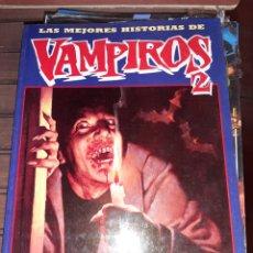 Cómics: LAS MEJORES HISTORIAS DE VAMPIROS 2, TOUUTAIN, NUEVO , SIN DESPRECINTAR. Lote 223515233