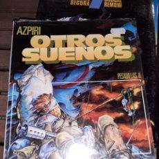 Cómics: OTROS SUEÑOS, ALFONSO AZPIRI, TOUTAIN, NUEVO SIN DESPRECINTAR. Lote 223515495