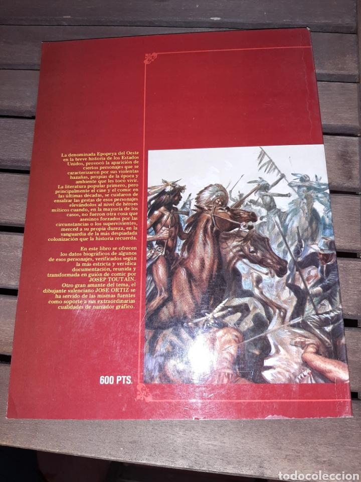 Cómics: Grandes mitos del oeste 2, José Ortiz, Toutain - Foto 2 - 223517386