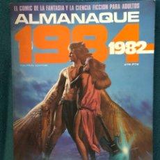 Cómics: ALMANAQUE 1982. Lote 223682048