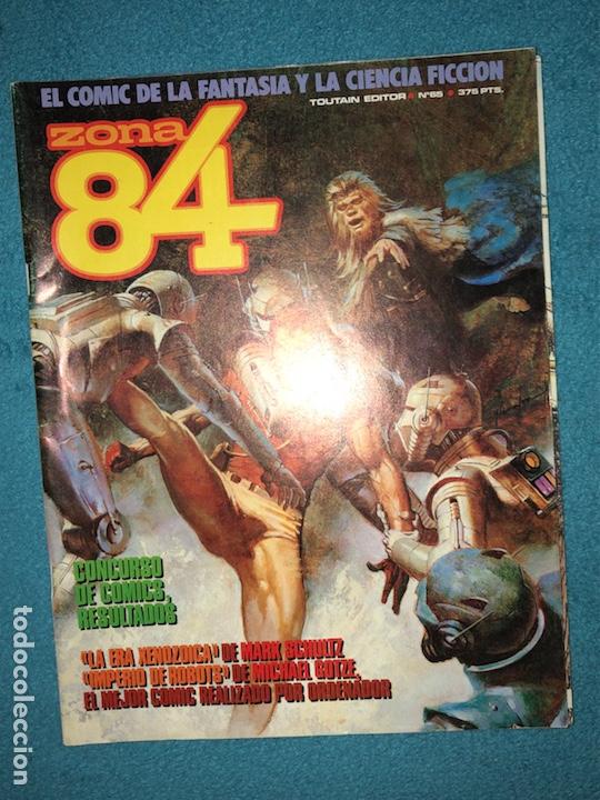 Cómics: Lote de revistas 1984 y 84 - Foto 4 - 223682862