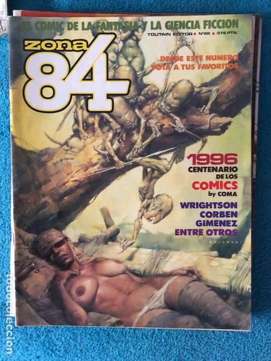 Cómics: Lote de revistas 1984 y 84 - Foto 6 - 223682862
