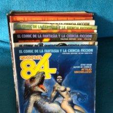 Cómics: LOTE DE REVISTAS 1984 Y 84. Lote 223682862