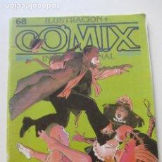 Comics: ILUSTRACION + COMIX INTERNACIONAL Nº 68 - TOUTAIN ARX8. Lote 223690043
