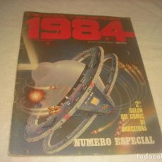 Fumetti: 1984 N. 40 . EL COMIC DE LA FANTASIA Y LA CIENCIA FICCIÓN. NUMERO ESPECIAL.. Lote 224042162