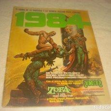 Fumetti: 1984 N. 22 . EL COMIC DE LA FANTASIA Y LA CIENCIA FICCIÓN.. Lote 224043953