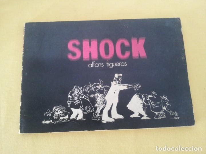 Cómics: ALFONS FIGUERAS - SHOCK - JOSE TOUTAIN EDITOR 1973 - Foto 2 - 224143797
