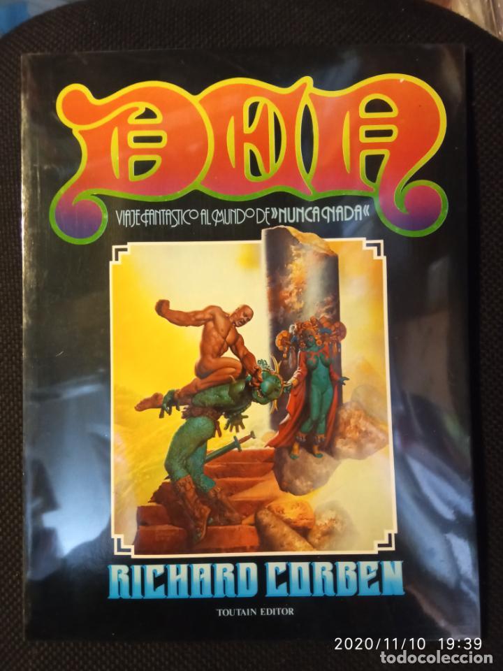 DEN 1 VIAJE FANTASTICO AL MUNDO DE NUNCA NADA (CORBEN) TOUTAIN (A ESTRENAR) (Tebeos y Comics - Toutain - Álbumes)