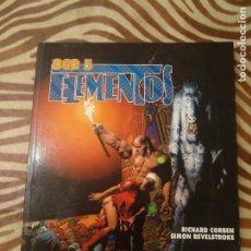Comics: DEN 5 ELEMENTOS CORBEN. Lote 224165966