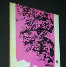 Cómics: JOSÉ ORTIZ. CUANDO EL COMIC ES ARTE. TOUTAIN EDITOR. 1975. Lote 224225538