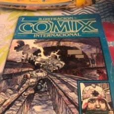 Cómics: REVISTA CÓMIX NÚMERO 7. Lote 224234726