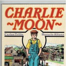 Cómics: * CHARLIE MOON * CARLOS TRILLO Y HORACIO ALTUNA * TOUTAIN EDITOR 1991 * IMPECABLE *. Lote 224243888