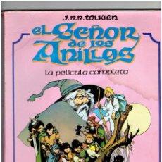 Comics: * EL SEÑOR DE LOS ANILLOS I Y II PARTE * TOUTAIN EDITOR 1980 * IMPRESO EN ITALIA *. Lote 224247377