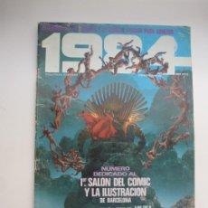 Cómics: 1984. COMIC DE CIENCIA FICCIÓN Y FANTASÍA. Nº 29. TOUTAIN EDITOR. Lote 224274405