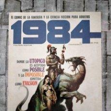 Cómics: 1984. COMIC DE CIENCIA FICCIÓN Y FANTASÍA. Nº 25. TOUTAIN EDITOR. Lote 224480073