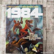 Cómics: 1984. COMIC DE CIENCIA FICCIÓN Y FANTASÍA. Nº 27 TOUTAIN EDITOR. Lote 224480228