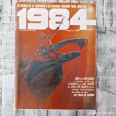 Cómics: 1984. COMIC DE CIENCIA FICCIÓN Y FANTASÍA. Nº 33 TOUTAIN EDITOR. Lote 224480702