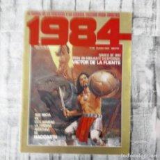 Cómics: 1984. COMIC DE CIENCIA FICCIÓN Y FANTASÍA. Nº 38 TOUTAIN EDITOR. Lote 224480972