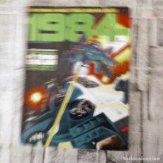 Cómics: 1984. COMIC DE CIENCIA FICCIÓN Y FANTASÍA. Nº 1 TOUTAIN EDITOR 2 ED. Lote 224482107