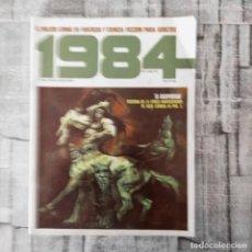 Cómics: 1984. COMIC DE CIENCIA FICCIÓN Y FANTASÍA. Nº 7 TOUTAIN EDITOR. Lote 224482337