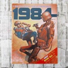 Cómics: 1984. COMIC DE CIENCIA FICCIÓN Y FANTASÍA. Nº 35 TOUTAIN EDITOR 2 ED. Lote 224482715