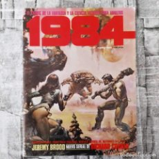 Cómics: 1984. COMIC DE CIENCIA FICCIÓN Y FANTASÍA. Nº 51. TOUTAIN EDITOR. Lote 224489691