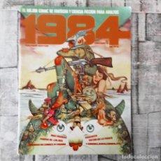 Cómics: 1984. COMIC DE CIENCIA FICCIÓN Y FANTASÍA. Nº 17. TOUTAIN EDITOR. Lote 224490133