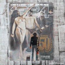 Cómics: 1984. COMIC DE CIENCIA FICCIÓN Y FANTASÍA. Nº 50. TOUTAIN EDITOR. Lote 240610010