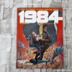 Cómics: 1984. COMIC DE CIENCIA FICCIÓN Y FANTASÍA. Nº 58 TOUTAIN EDITOR. Lote 224491927