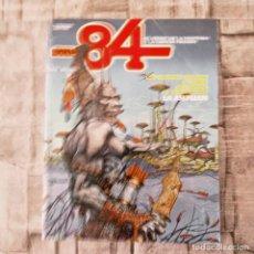 Cómics: ZONA 84 Nº 4 - EDITA : TOUTAIN. Lote 224493485