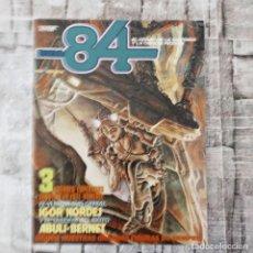 Cómics: ZONA 84 Nº 3 - EDITA : TOUTAIN. Lote 224493552