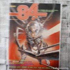 Cómics: ZONA 84 Nº 7 - EDITA : TOUTAIN. Lote 224493941