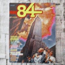 Cómics: ZONA 84 Nº 9 - EDITA : TOUTAIN SIN POSTER. Lote 224494167