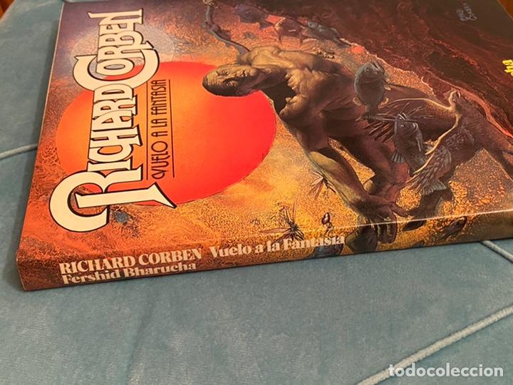 Cómics: Richard Corben vuelo a la fantasía 1981 tapa dura - Foto 3 - 224771372