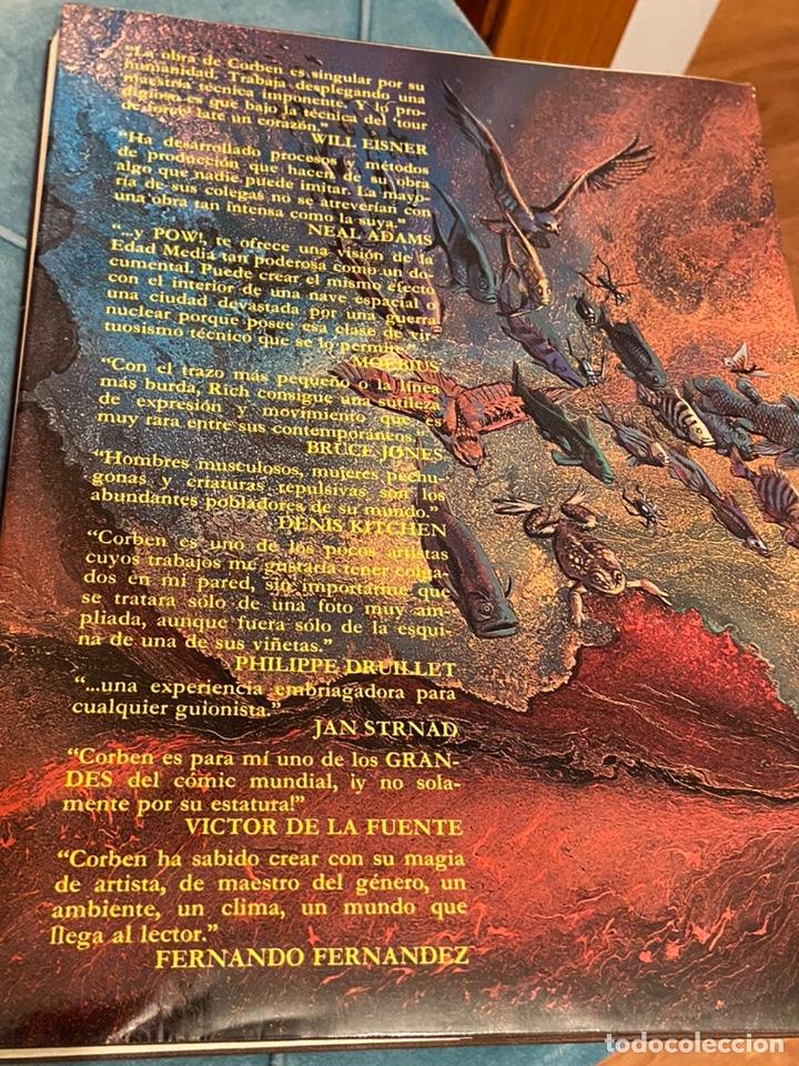 Cómics: Richard Corben vuelo a la fantasía 1981 tapa dura - Foto 4 - 224771372