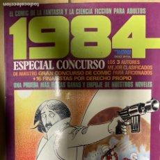 Cómics: 1984 - TOUTAIN. Lote 224797092