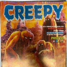 Cómics: CREEPY SEGUNDA ÉPOCA 10. Lote 224821090