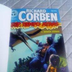 Comics : RIP,TIEMPO ATRAS.COLECCION COMPLETA EN UN TOMO CINCO COMICS.RICHARD CORBEN TOUTAIN. Lote 225175290