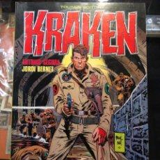 Comics : KRAKEN - ANTONIO SEGURA • JORDI BERNET - TOUTAIN. Lote 225609957