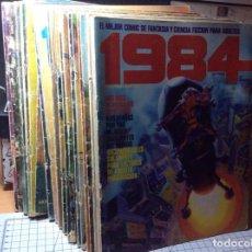 Cómics: COLECCION DE 23 COMICS 1984. EDIT. TOUTAIN. AÑOS 70/80.. Lote 226349150