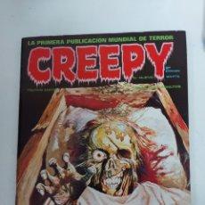 Cómics: CREEPY 9 SEGUNDA EDICION. Lote 226435875