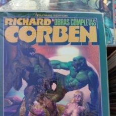 Cómics: OBRAS COMPLETAS: RICHARD CORBEN NUM. 6 - ROWLF Y OTRAS HISTORIAS DE LA ÉPOCA UNDERGROUND. Lote 226974870