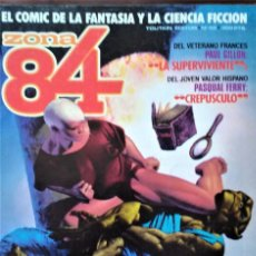 Cómics: ZONA 84 Nº 52. Lote 228282715
