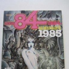 Comics : ZONA 84 ALMANAQUE 1985 TOUTAIN LOS EFECTOS ESPECIALES DE GEORGE LUCAS STAR WARS ARX22. Lote 228624040