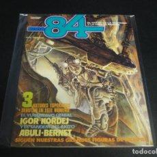 Cómics: ZONA 84 # 3. Lote 229310835