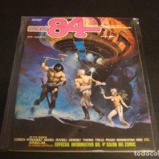 Cómics: ZONA 84 # 2.. Lote 229310990