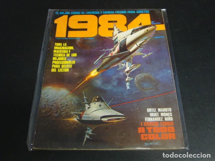1984 SEGUNDA EDICION # 6 (Tebeos y Comics - Toutain - 1984)