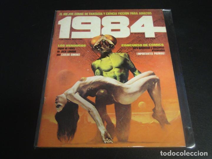 1984 # 15 (Tebeos y Comics - Toutain - 1984)